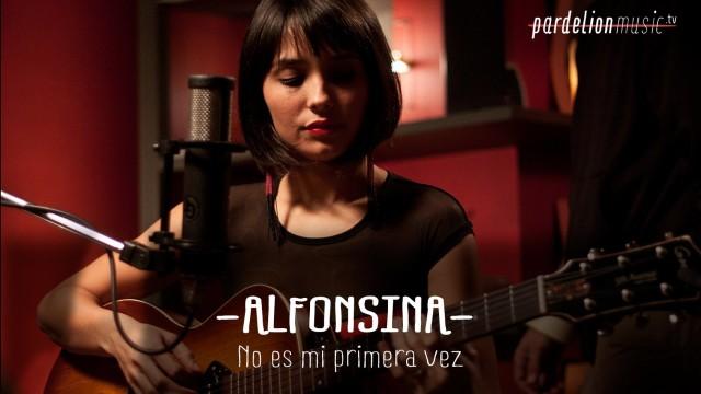Alfonsina – No es mi primera vez
