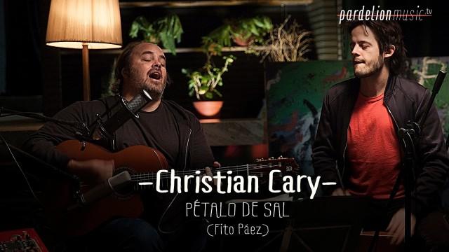 Christian Cary – Pétalo de sal (Fito Páez)