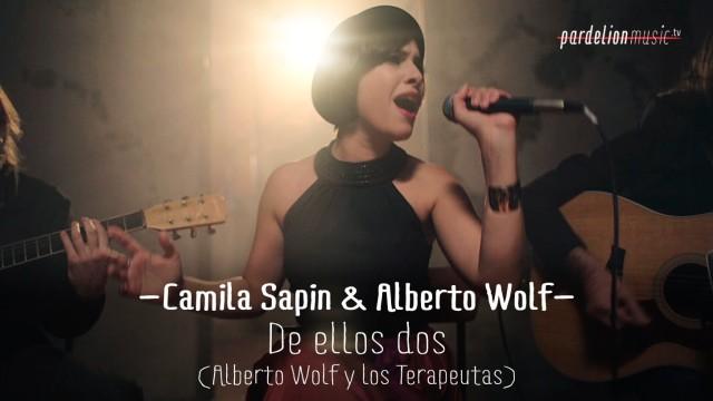 Camila Sapin & Mandrake Wolf – De ellos dos (Mandrake Wolf)