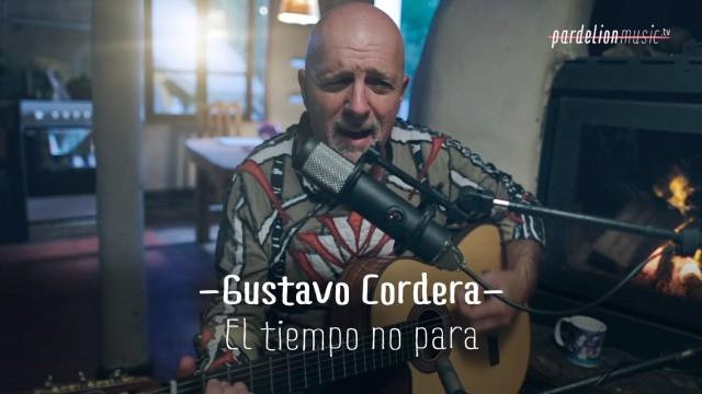 Gustavo Cordera – El Tiempo No Para 2015 (acústico) (Bersuit Vergarabat)