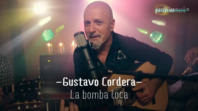 Gustavo Cordera – La Bomba Loca 2015 (acústica)