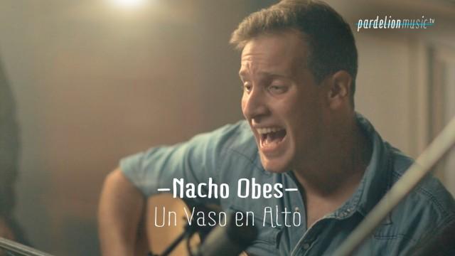 Nacho Obes – Un vaso en alto (Doberman)