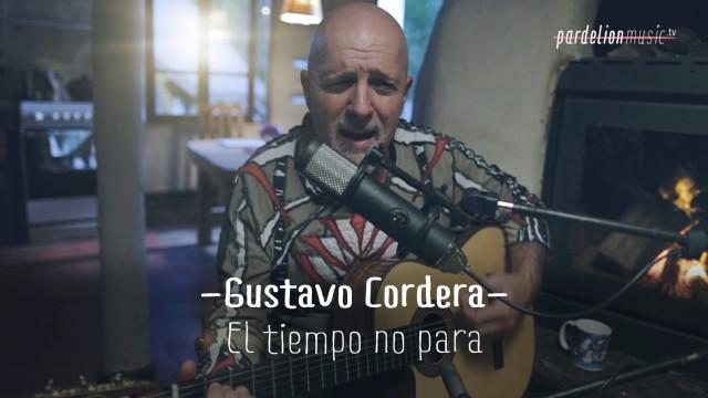 Gustavo Cordera – El Tiempo No Para 2016 (acústico) (Bersuit Vergarabat)