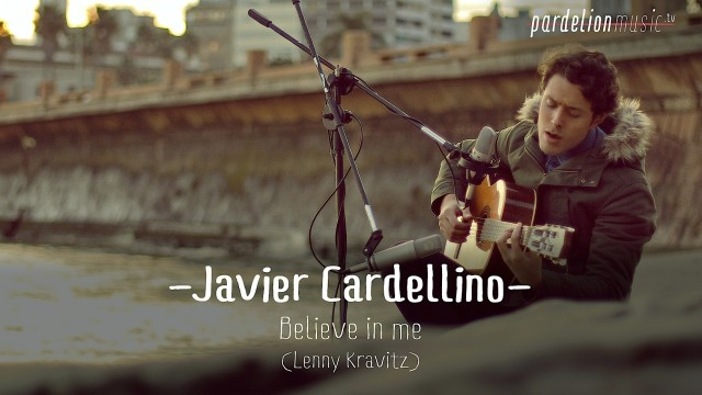 Javier Cardellino – Believe in me (Lenny Kravitz)