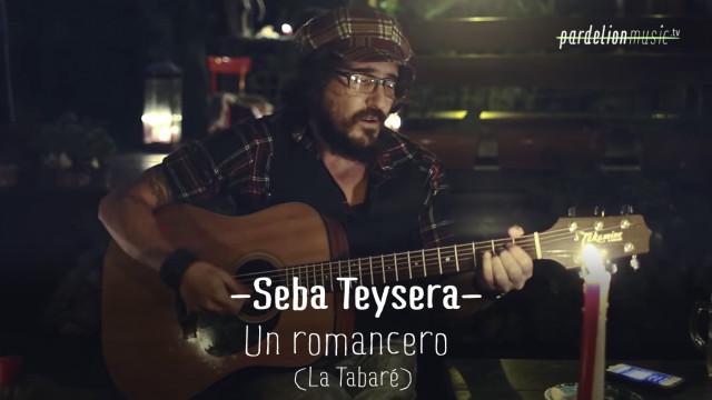 Seba Teysera (La Vela Puerca) – Un romancero (La Tabaré)