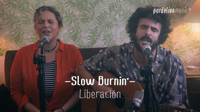 Slow Burnin' – Liberación