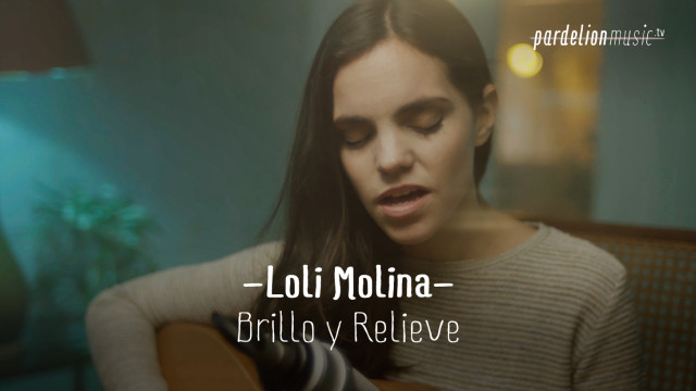 Loli Molina – Brillo y relieve