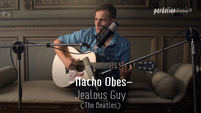 Nacho Obes – Jealous Guy (John Lennon)