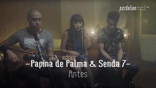 Papina de Palma & Senda 7 – Antes
