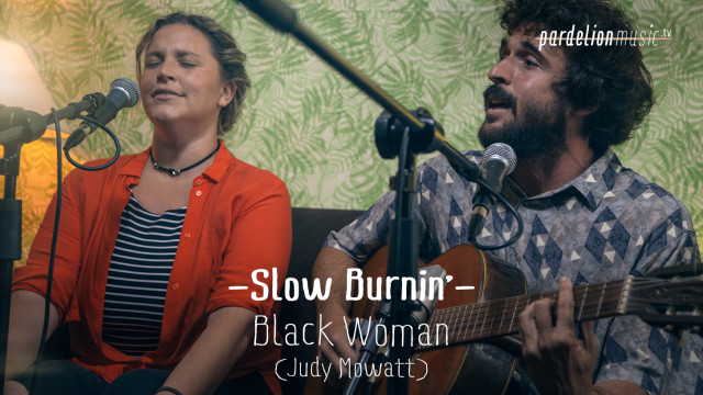 Slow Burnin' – Black woman (Judy Mowatt)
