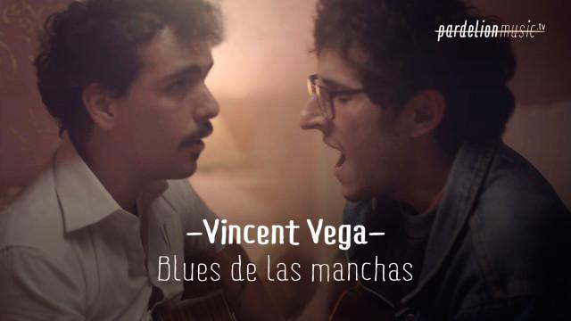 Vincent Vega – Blues de las manchas