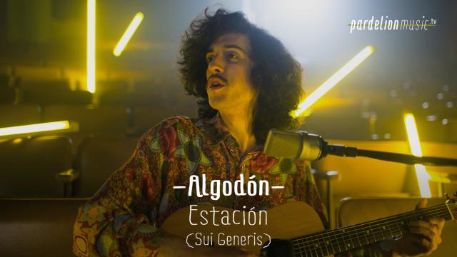 Algodón – Estación (Sui Generis)