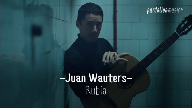 Juan Wauters – Rubia (Live on PardelionMusic.tv)