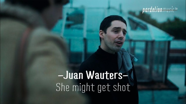 Juan Wauters – She might get shot (spanish version) (Live on PardelionMusic.tv)