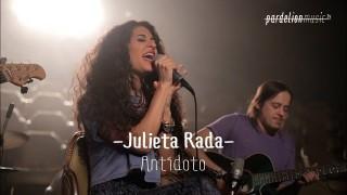 Julieta Rada – Antídoto (Live on PardelionMusic.tv)