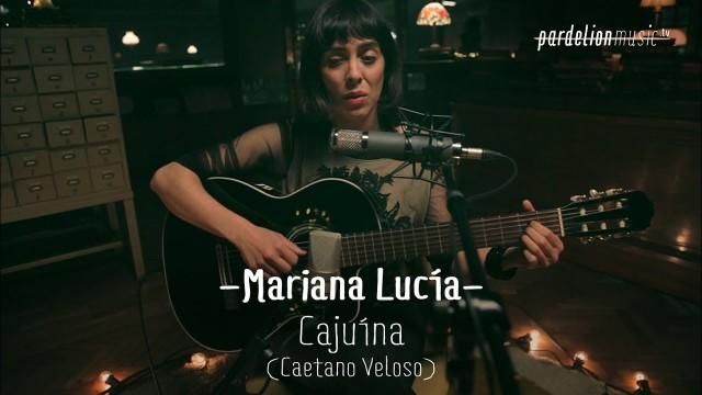 Mariana Lucía – Cajuína (Caetano Veloso) (Live on PardelionMusic.tv)