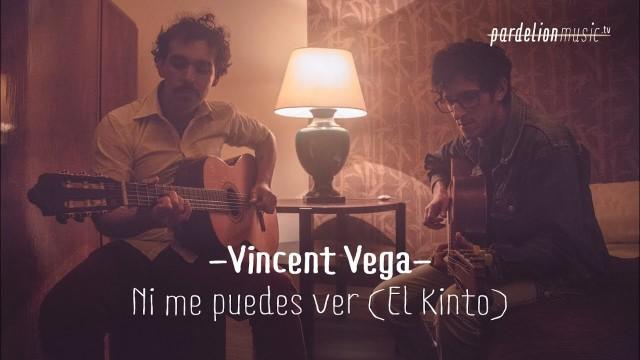 Vincent Vega – Ni me puedes ver (El Kinto) (4K) (Live on PardelionMusic.tv)